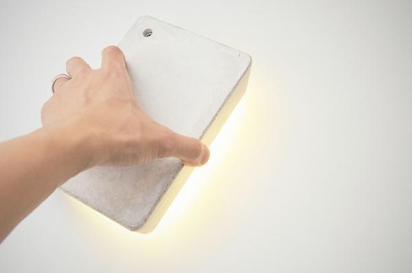 Pendelleuchte Beton Brick Lamp Designerlampe