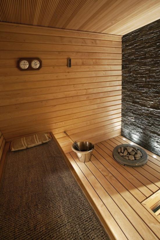 Sauna saunieren zuhause Vorteile für Ihre Gesundheit macht Spaß
