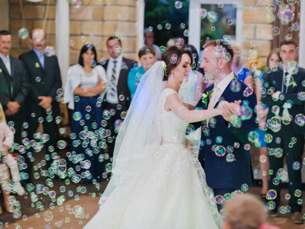 Seifenblasen Hochzeit Ideen Hochzeitsfotos