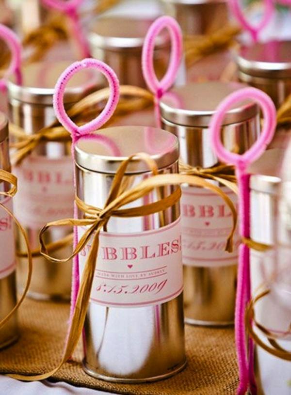Seifenblasen Hochzeit Seifenblasenmischung Mehälter