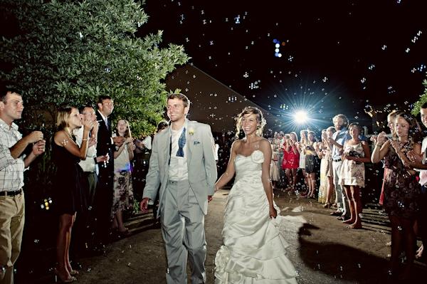Seifenblasen Hochzeit nachtsüber Nachtsbilder