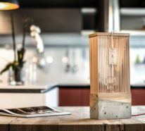 Pendelleuchte Beton: Betonlampen sorgen für extra Gemütlichkeit