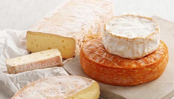 Weich gereifte Käsesorten