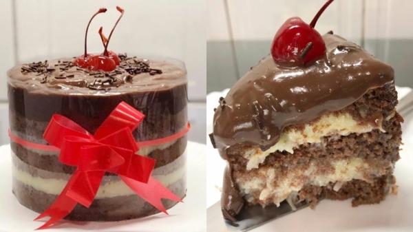 bolo tsunami cake schokolade kirsche