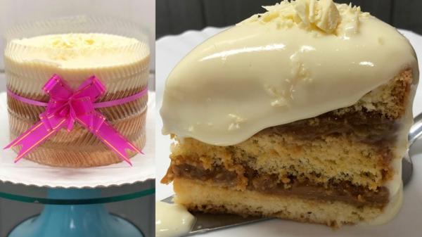 bolo tsunami cake vanilla