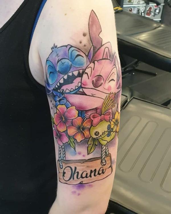Partner tattoo beste freundin