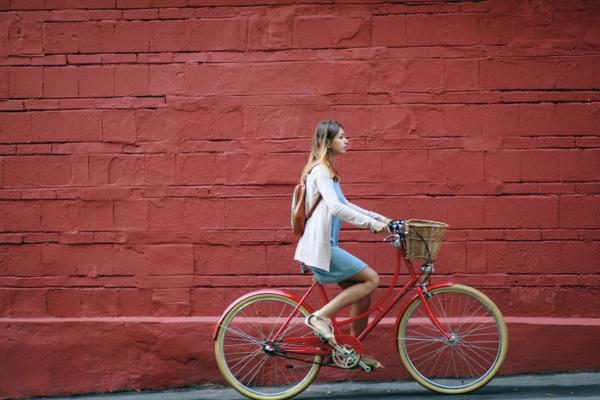 citybike fahren gesund nachhaltig