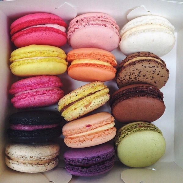 französische macarons selber machen