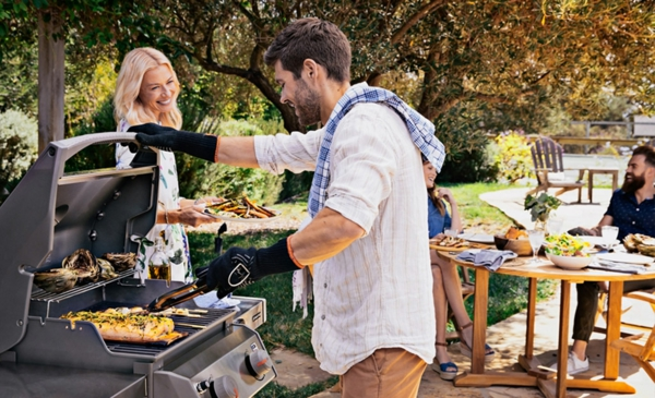 gasgrill grilparty sommer