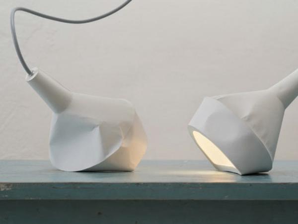 geometrische Betonlampe Miriam Aust Sebastian Amelung