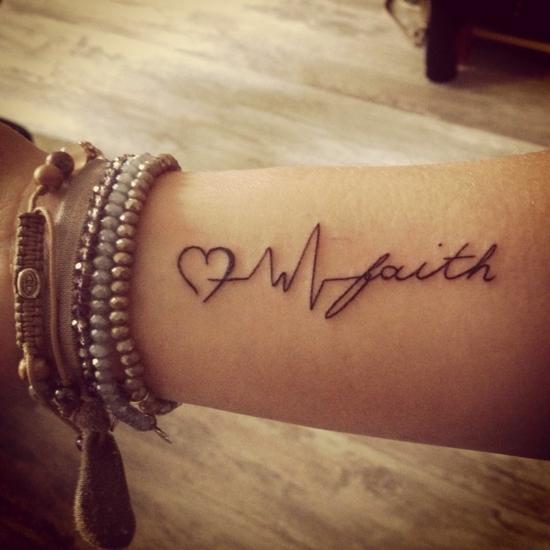 Und tattoo kraft hoffnung tattoo hoffnung