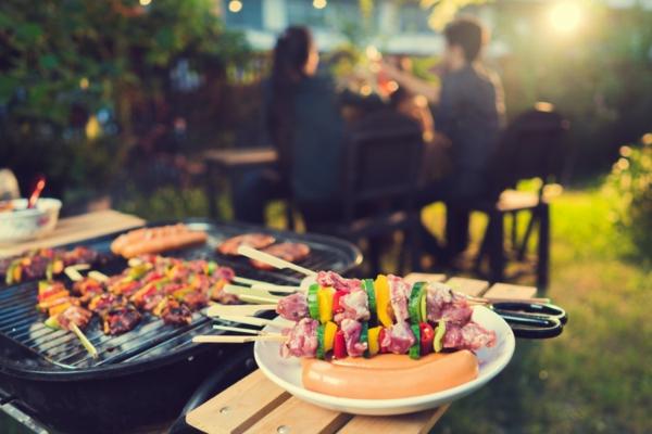 grillparty organisieren grill kaufen