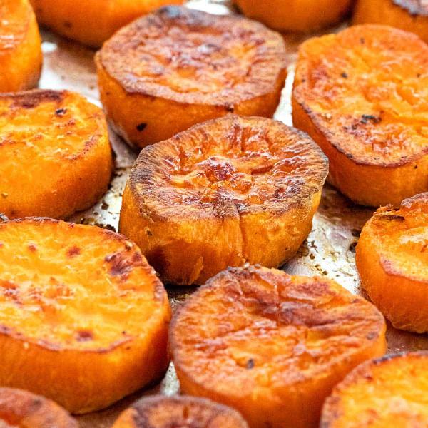 ideen zum kochen süße kartoffeln