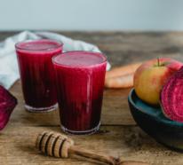 Rote Bete Saft – Wofür ist er gesund und wie soll man ihn richtig trinken!