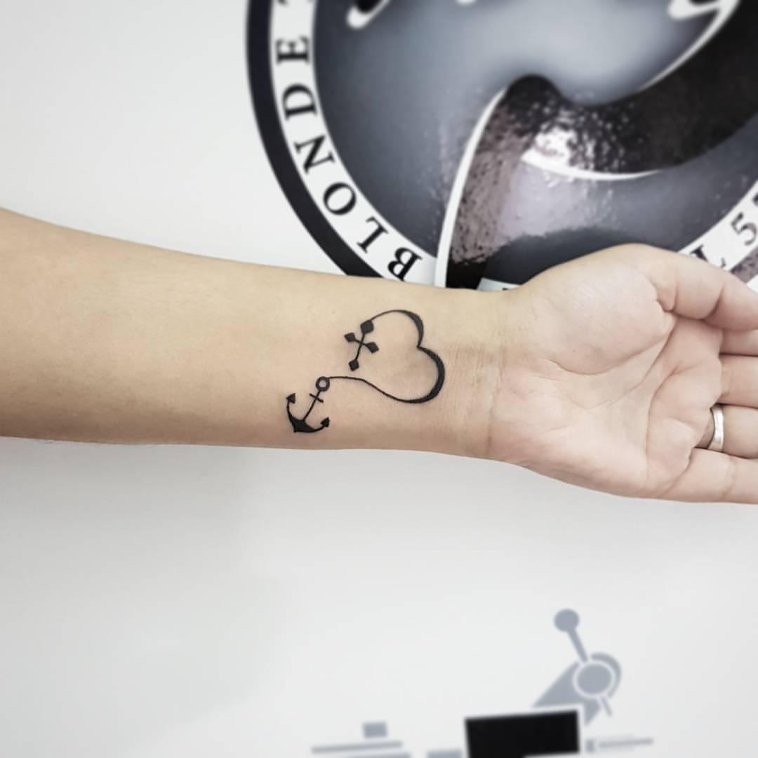 Und tattoo kraft hoffnung ▷ 1001