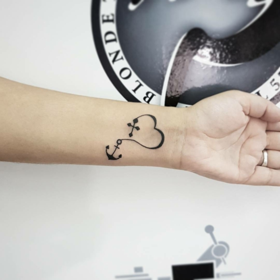 Vorlagen tattoo liebe 50 Partner