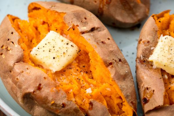 süße kartoffeln gesunde ernährung