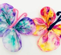 Schmetterling basteln – 33 bunte Ideen und einfache Anleitungen für Groß und Klein
