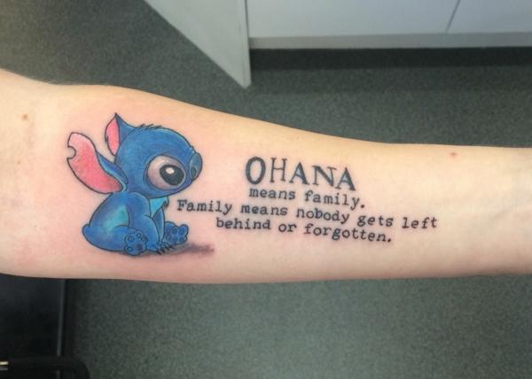 Ist tattoo wichtigste familie das Tattoo Sprüche