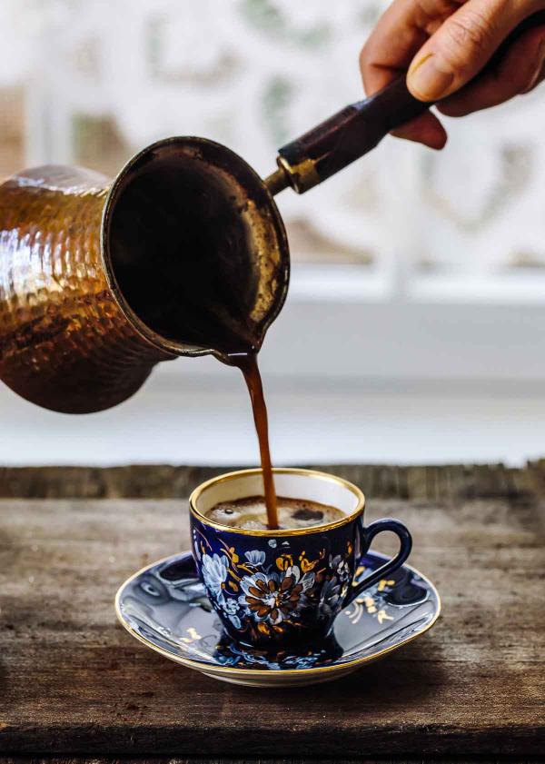 türkischer kaffee leben gesund