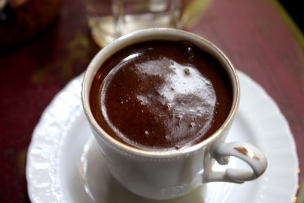 türkischer kaffee leckerer mokka