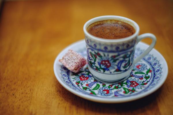 türkischer kaffee orientalische deko