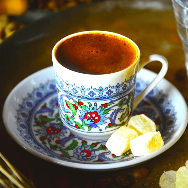 türkischer kaffee orientalische suessigkeiten