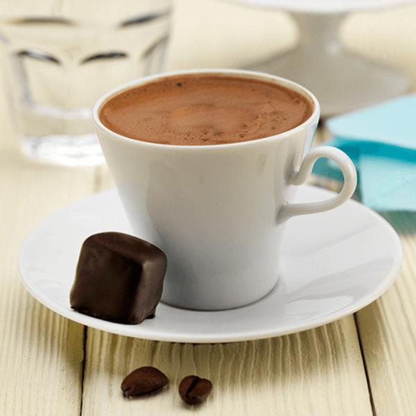 türkischer kaffee praline und mokka