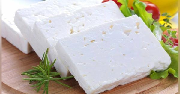 verschiedene Käsesorten Ziegenmilchkäse