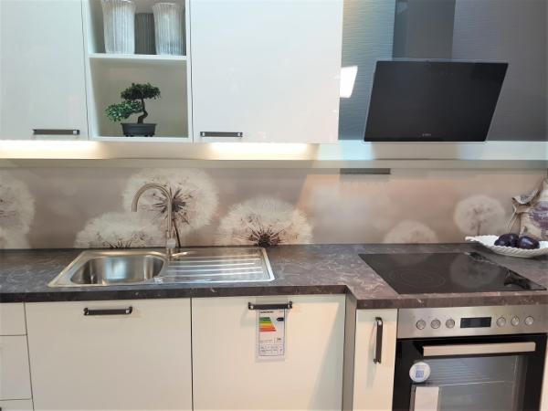 wunderbare Kücheneinrichtung - tolle Ideen - Nischenverkleidung