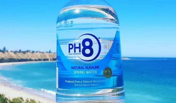 Alkalisches Wasser hoher pH Wert gesunde Lebensweise