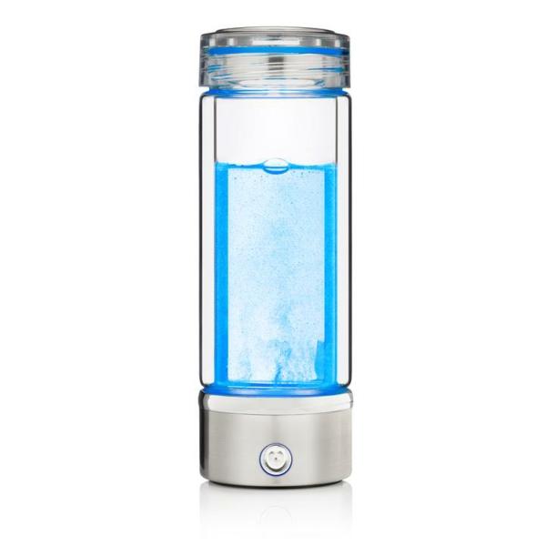 Alkalisches Wasser hoher pH Wert