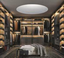 Ankleidezimmer für Männer