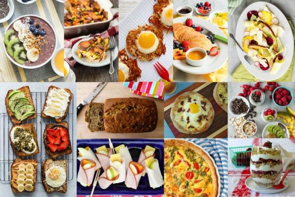 Brunch Ideen Gesunde Frühstücksideen