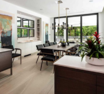 Einfamilienhaus in Florida mit offenem Wohnkonzept