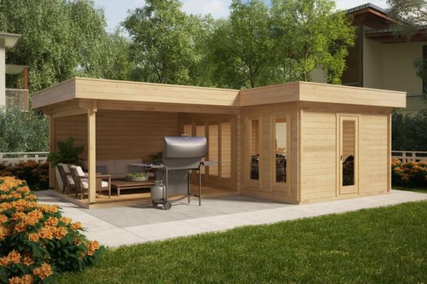 Gartenhäuser Gartenhaus Holz investieren
