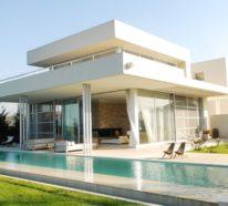 Mehr als 30 Ideen für moderne Häuser, die Sie sicherlich für Ihr eigenes Zuhause inspirieren