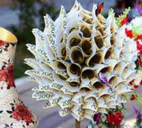 Geldbaum basteln – Kreative Geschenkideen für jeden Anlass