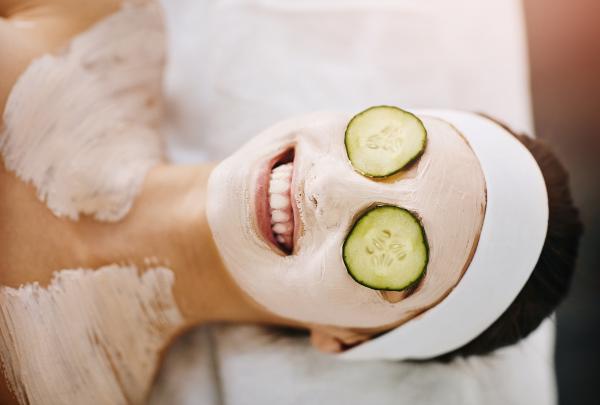 Gesichtsmaske Gurken Ideen