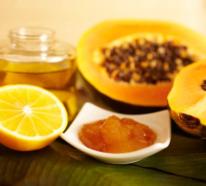 Haar- oder Gesichtsmaske aus Früchten? Hier sind zehn Ideen dafür!
