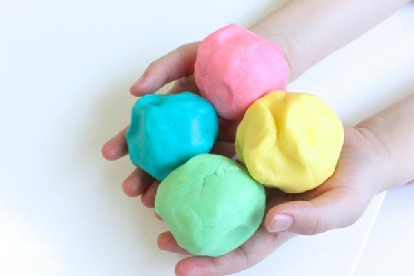 Knetseife selber machen DIY Waschknete Rezept