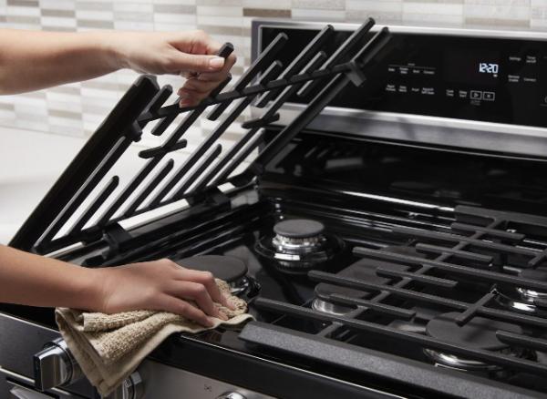 Kochplatten reinigen Putztipps