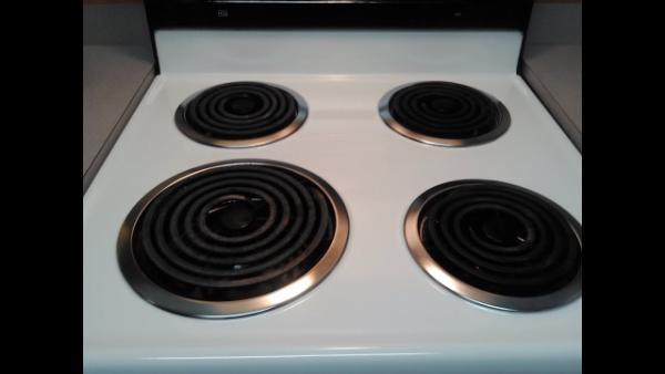 Kochplatten reinigen - moderne Kochplatten