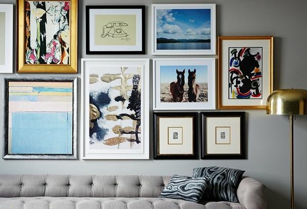 petersburter hängung bilder aufhängen ohne bohren
