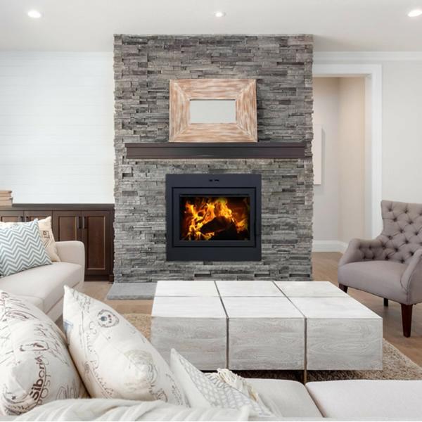 Modern, Rustikal oder gekachelt Der richtige Kamin fürs Wohnzimmer6