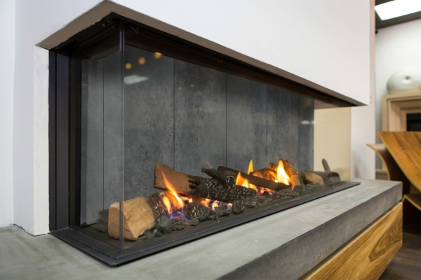 Modern, Rustikal oder gekachelt Der richtige Kamin fürs Wohnzimmer7