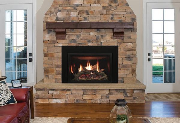 Modern, Rustikal oder gekachelt Der richtige Kamin fürs Wohnzimmer9