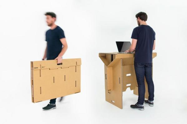 Refold Pappmöbel Möbel aus Pappe