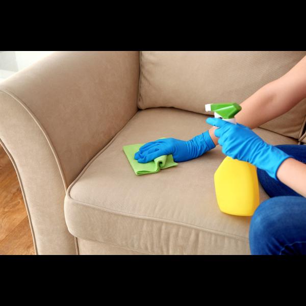 Stoff sauber machen Sofa reinigen