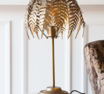 Fantasievoll designte Tischlampen sind ein optisches Highlight im Raum